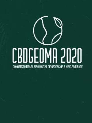 Congresso Brasileiro Digital de Geotecnia e Meio Ambiente